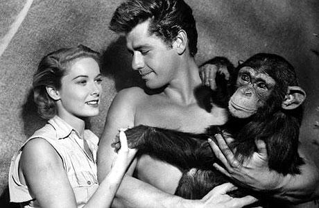 Tarzan, Jane, and Son